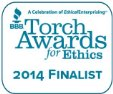 BBB 2014 Torch Awards Finalist